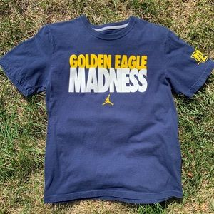 Nike Air Jordan Marquette Golden Eagles T-Shirt